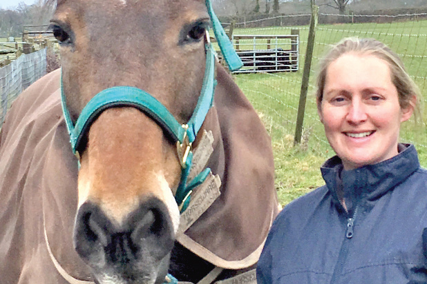 Hythe equine vet made partner